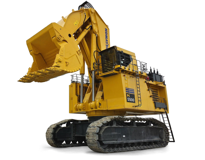 Shovel    PC5500      6     BEHRAD TEHRAN CONSTRUCTION   MINING